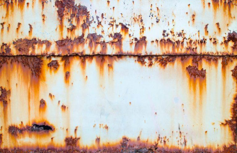 Metal rusting