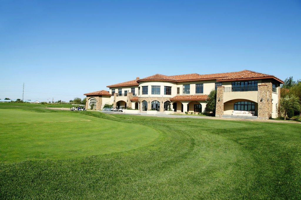 Golf and club property
