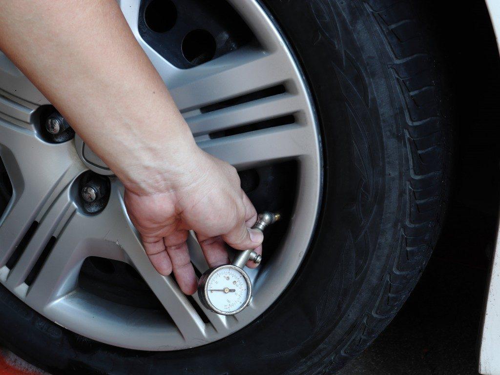 Neoprene in tires