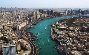 Creek of Dubai