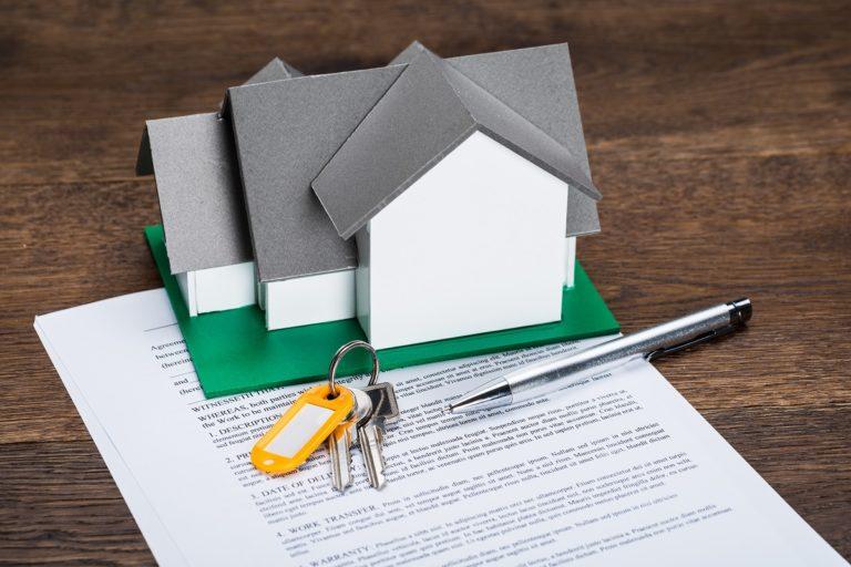 mortgage refinance concept