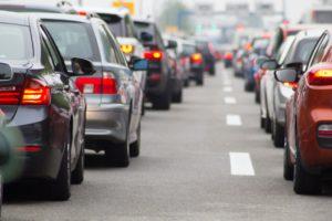 heavy traffic concept