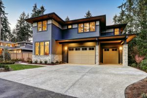 house curb